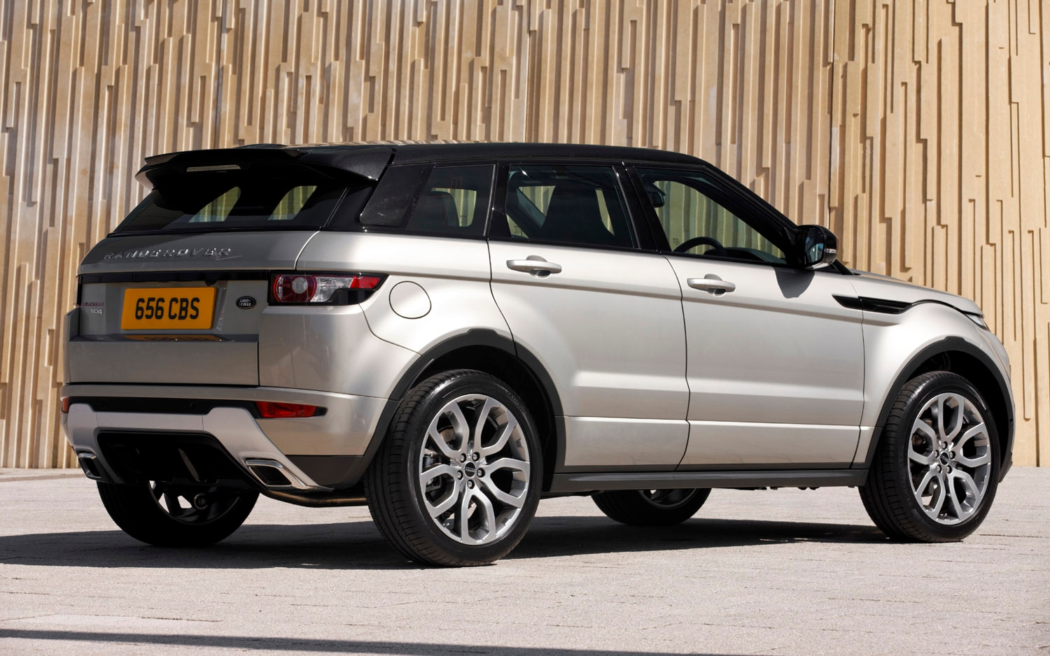 report land rover increasing evoque deliveries to u s. Black Bedroom Furniture Sets. Home Design Ideas