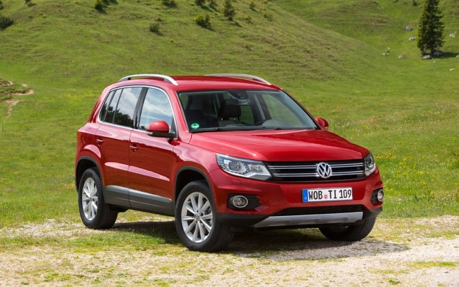 2012 Volkswagen Tiguan Right Front1 660x413