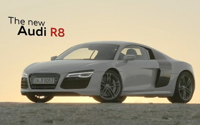 2013 Audi R8 Coupe Front Three Quarter1 660x413