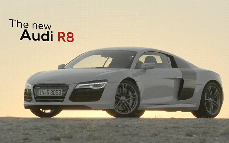 2013 Audi R8 Coupe Front Three Quarter1