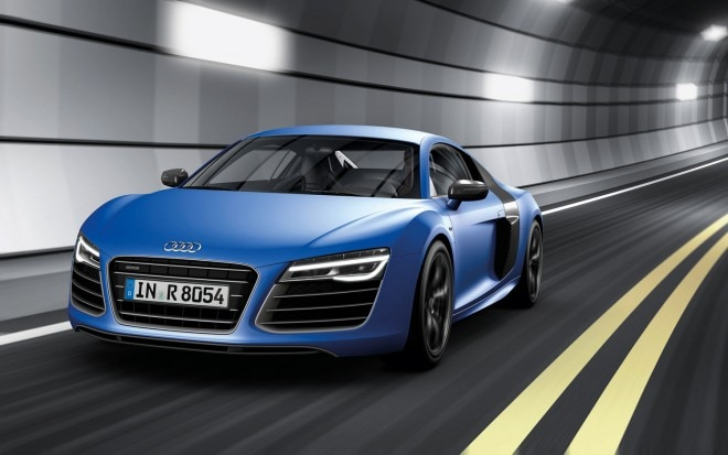 2013 Audi R8 Front Three Quarter2 660x413
