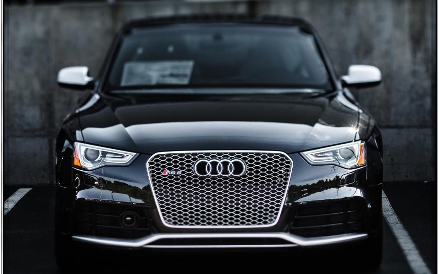 2013 Audi RS5 Front1