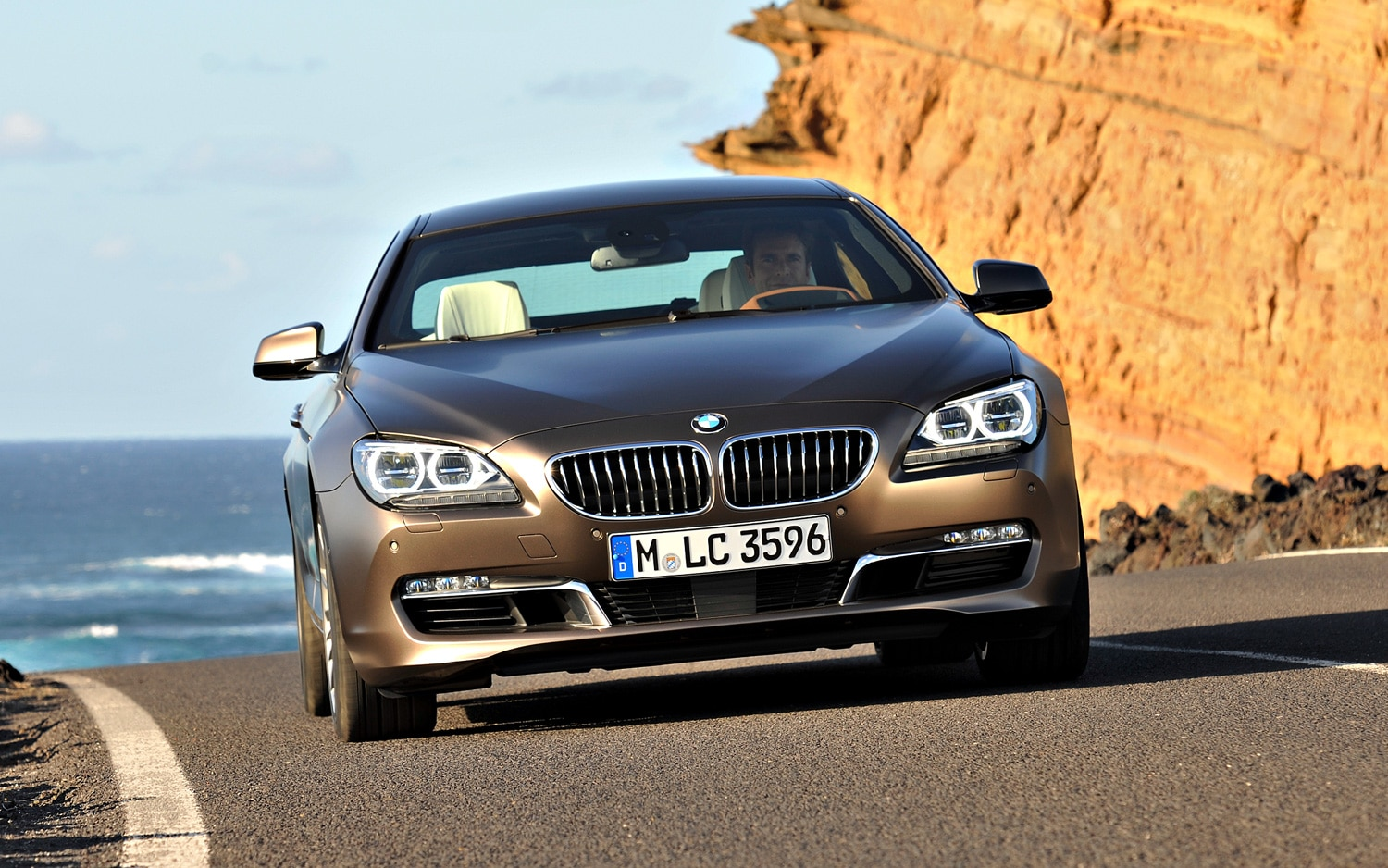 2013 BMW 6 Series Gran Coupe Front1