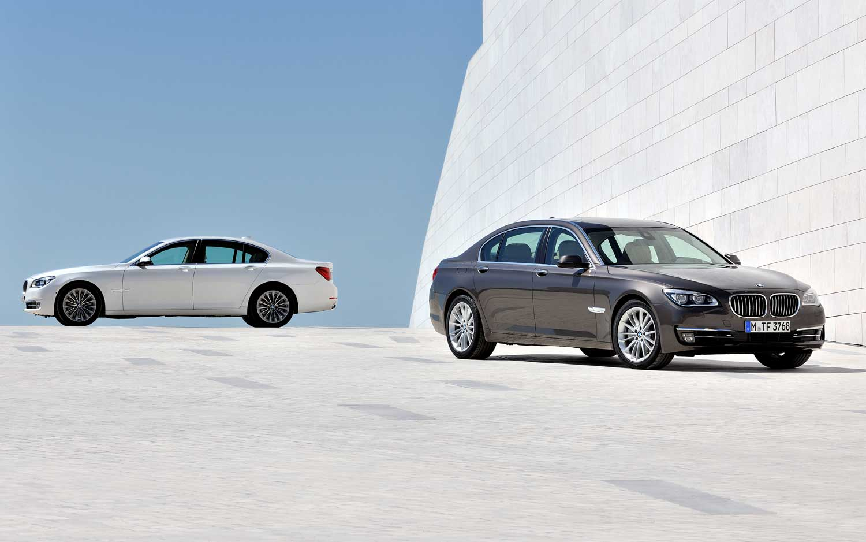 2013 BMW 7 Series Exterior Short And Long Wheelbase1