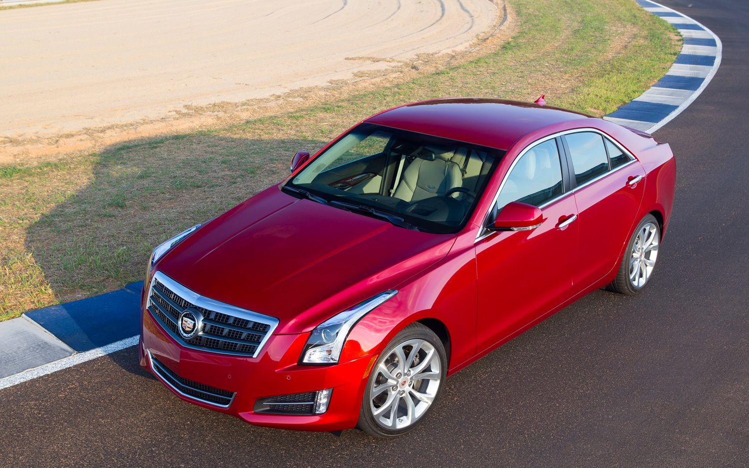 first drive 2013 cadillac ats automobile magazine. Black Bedroom Furniture Sets. Home Design Ideas