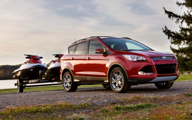 2013 Ford Escape Front Three Quarter2 660x413