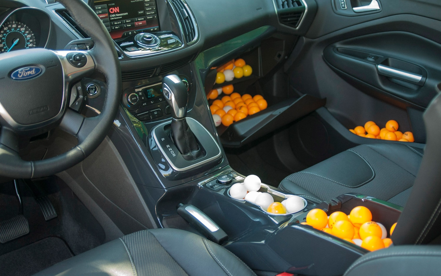 2013 Ford Escape Ping Pong Balls 11