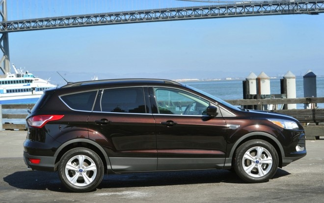 2013 Ford Escape Profile11 660x413