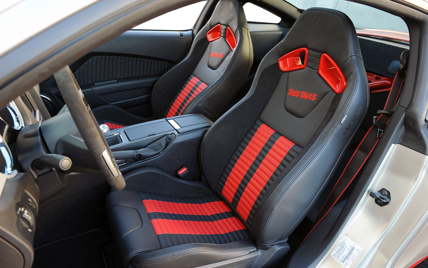 More Photos of the 2013 Ford Mustang Boss 302 Red Tails Edition
