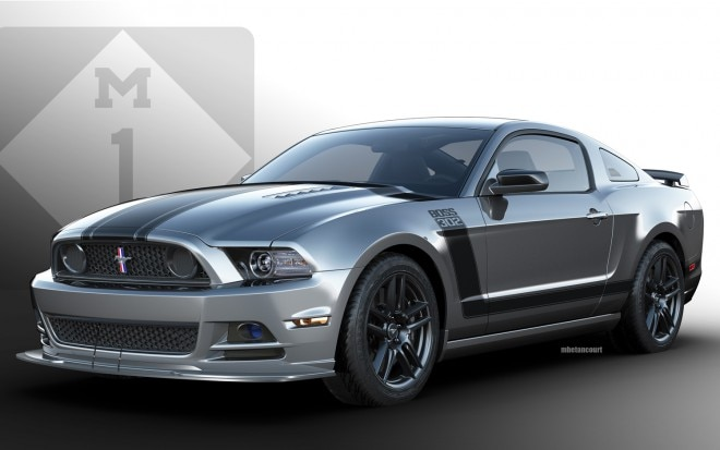 2013 Ford Mustang Boss 302 Laguna Seca For Charity1 660x413