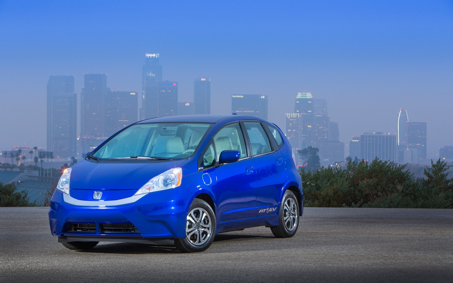 Honda honda fit ev range : First Drive: 2013 Honda Fit EV - Automobile Magazine
