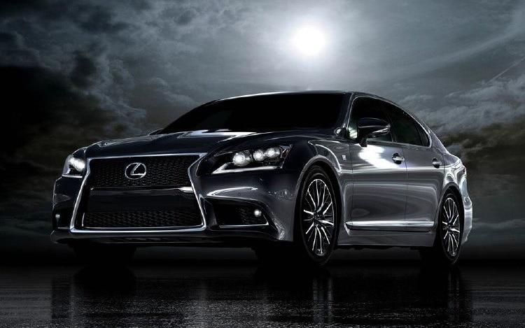 2013 Lexus LS Facebook Teaser1