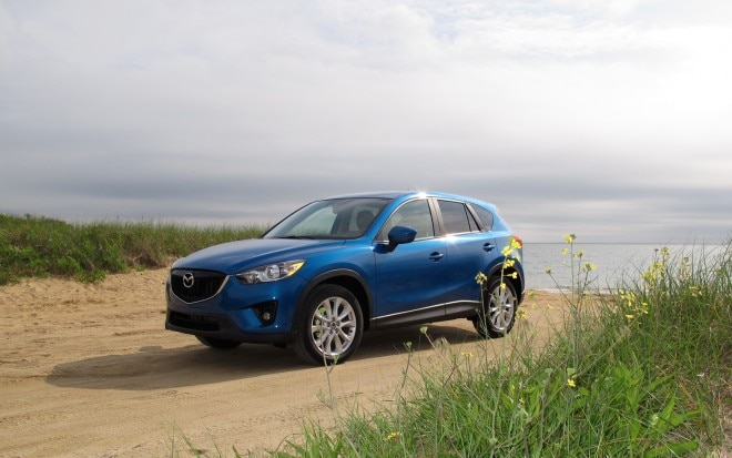 2013 Mazda CX 5 Grand Touring Front Left Side View 41 660x413