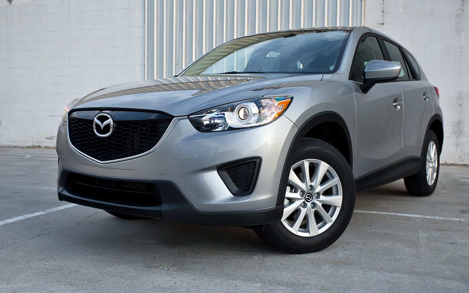 2013 Mazda CX 5 Sport Front Left View1