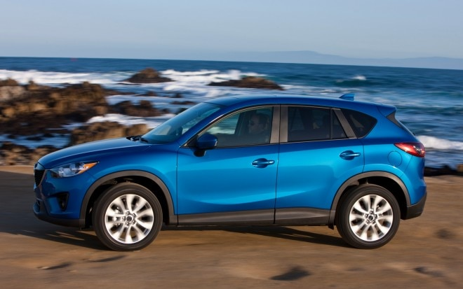 2013 Mazda CX 5 Profile1 660x413