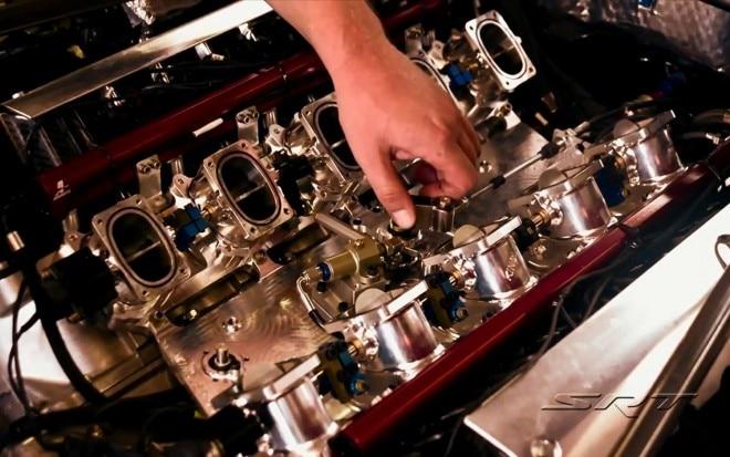 2013 SRT Viper GTS R Intake Runners1 660x413