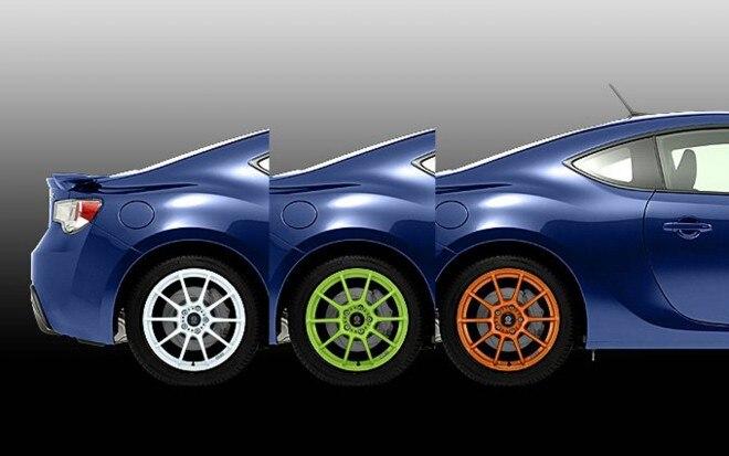 2013 Subaru BRZ Wheel Options1 660x413