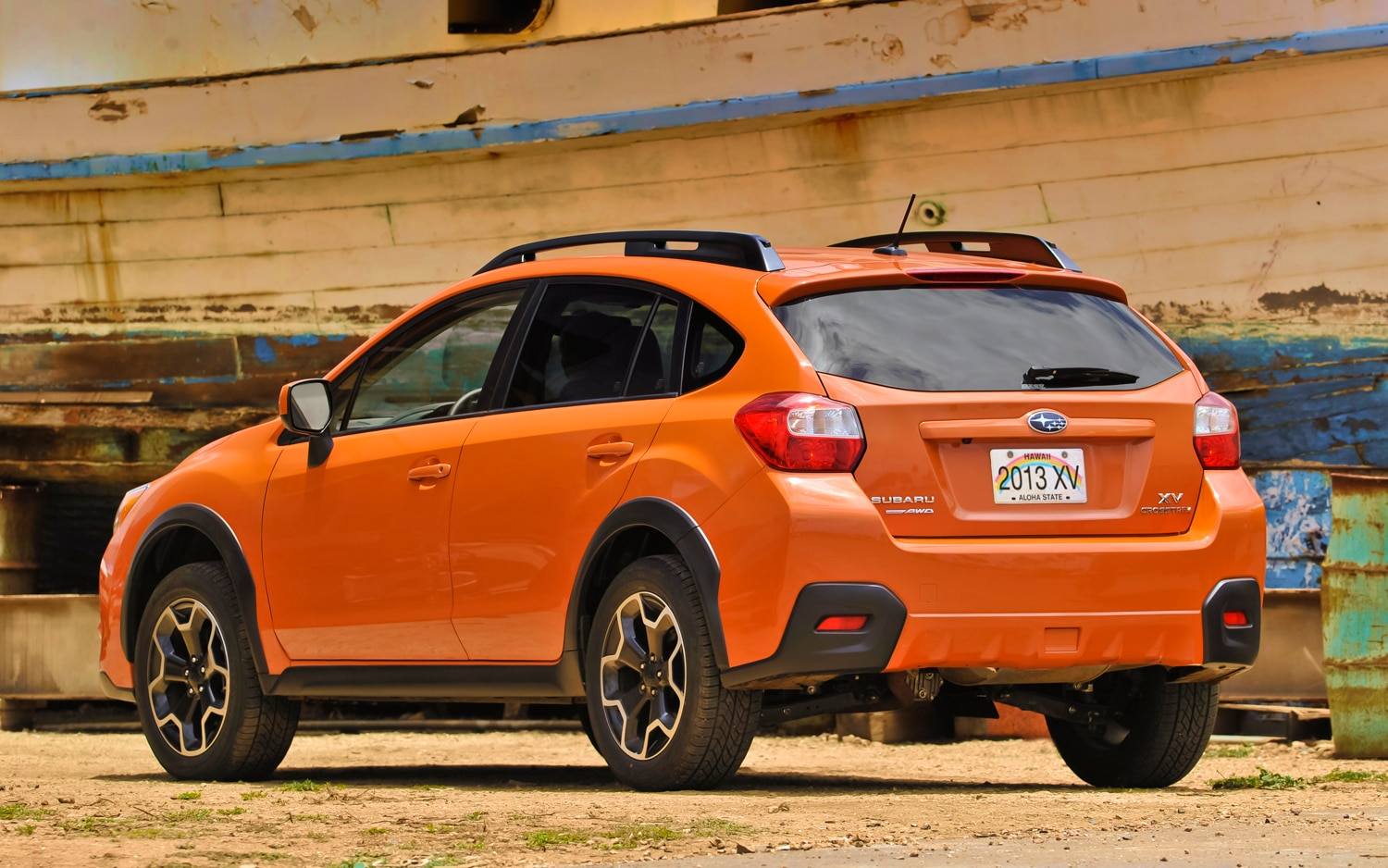 first drive: 2013 subaru xv crosstrek - automobile magazine