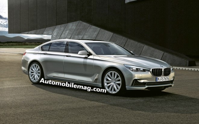 2015 BMW 7 Series Front Three Quarter1 660x413
