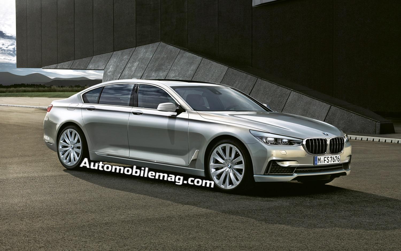 2015 BMW 7 Series Front Three Quarter1