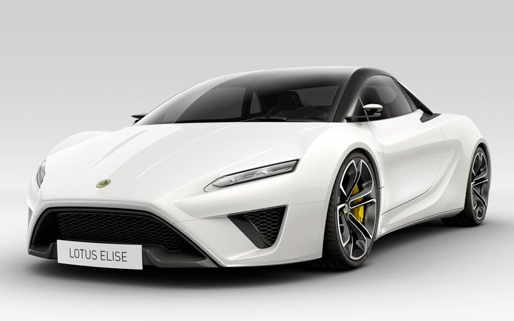 2015 Lotus Elise Front Three Quarters1