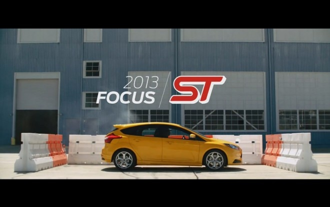 Ford Focus ST Sessions Title Plate1 660x413