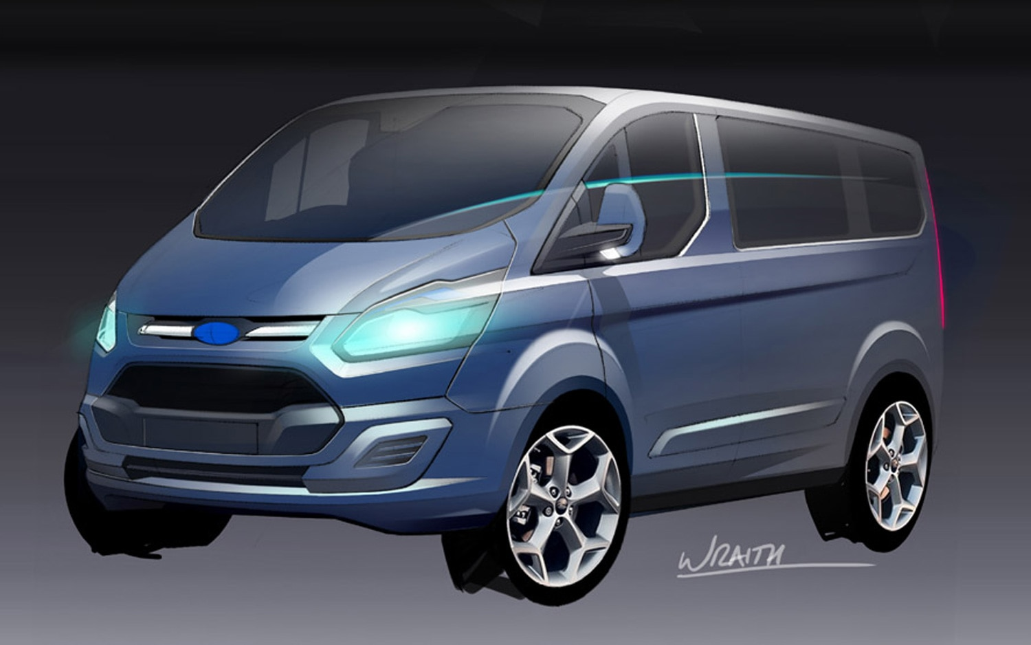 ford reveals more powertrain technology details on european transit and tourneo vans. Black Bedroom Furniture Sets. Home Design Ideas
