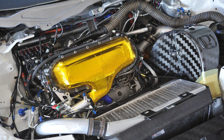 Honda HR412E Engine 21