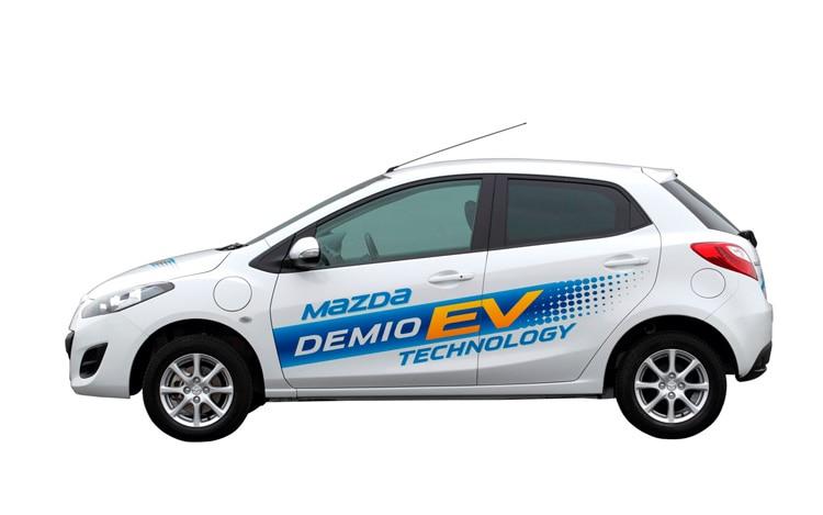 Mazda Demio EV Profile1
