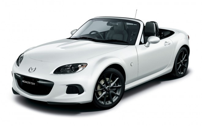 Mazda MX 5 Miata In Japan Front Three Quarter Top Down1 660x413