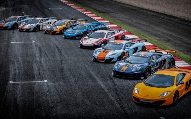 McLaren MP4 12C GT3 Lineup1 660x413
