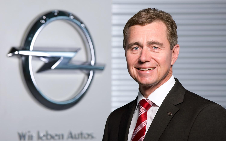 Opel CEO Karl Friedrich Stracke Headshot1