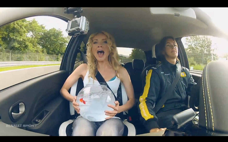 Renault Twingo RS Challenge Interior Splash1