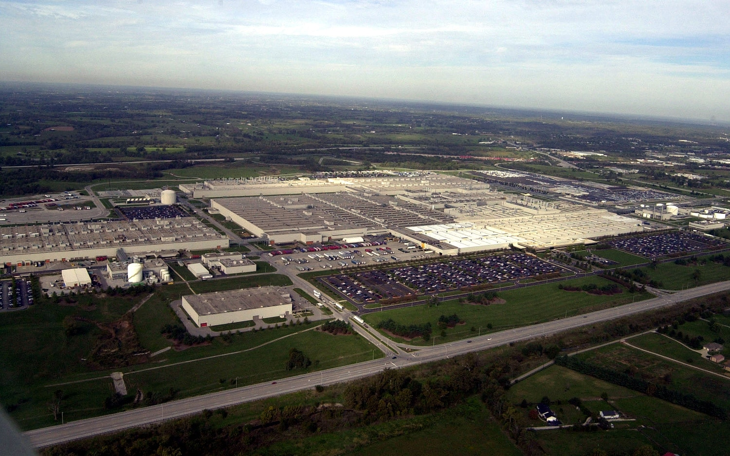 The 15 Top Producing American Car Plants