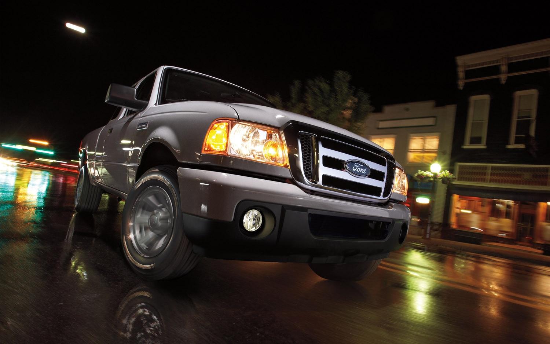 2011 Ford Ranger Front Three Quarter Street1