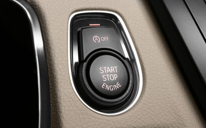 2012 BMW 3 Series Engine Stop Start Button1 660x413