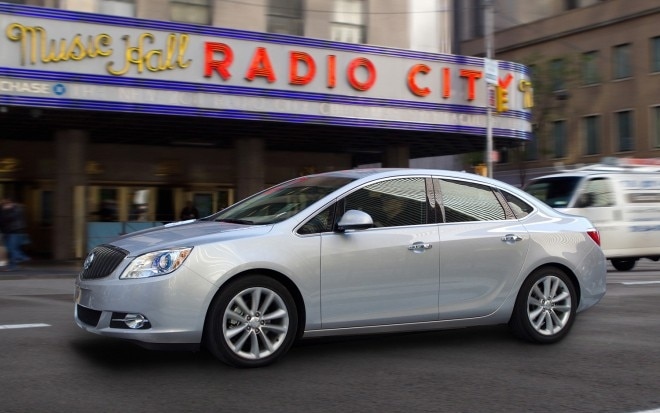 2012 Buick Verano Front Three Quarter11 660x413