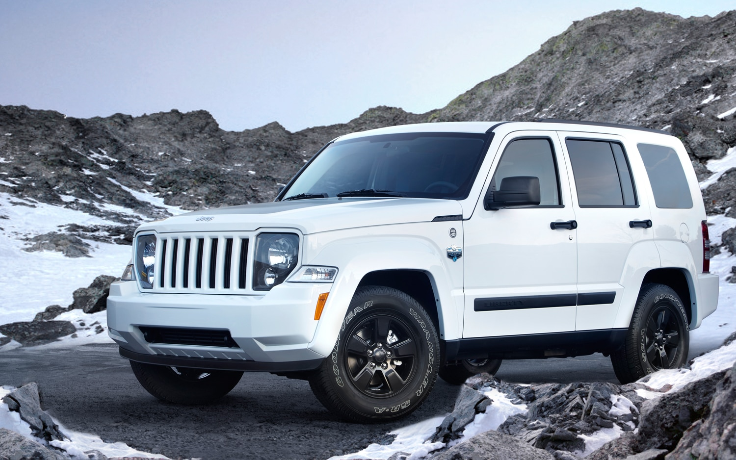 2012 Jeep Liberty Front Side View1