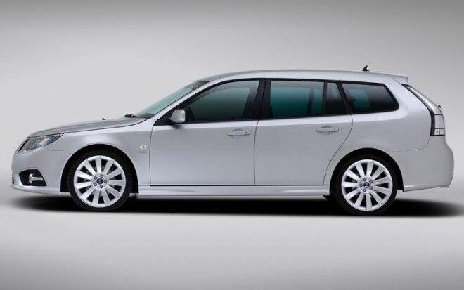 2012 Saab 9 3 Sportcombi Side1 660x413