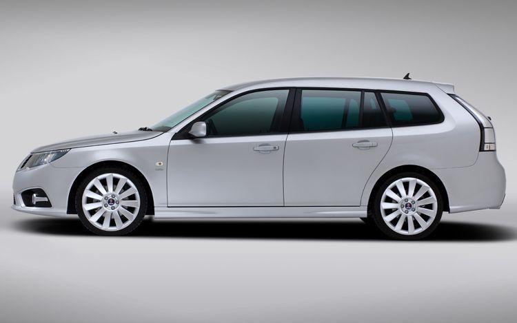 2012 Saab 9 3 Sportcombi Side1