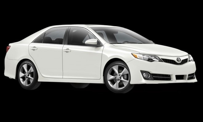 2012 Toyota Camry SE Sport Limited Edition Front Three Quarter1 660x396
