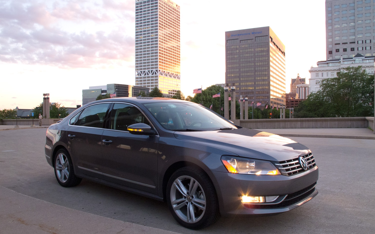 2012 volkswagen passat se tdi four seasons update. Black Bedroom Furniture Sets. Home Design Ideas