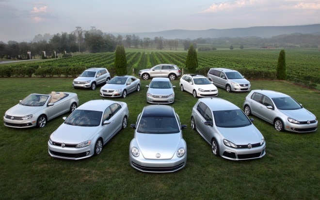 2012 Volkswagen Full Model Range1 660x413