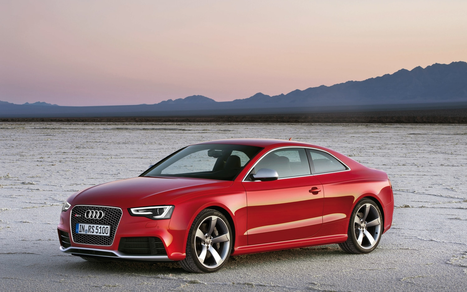 First Drive: 2013 Audi RS5