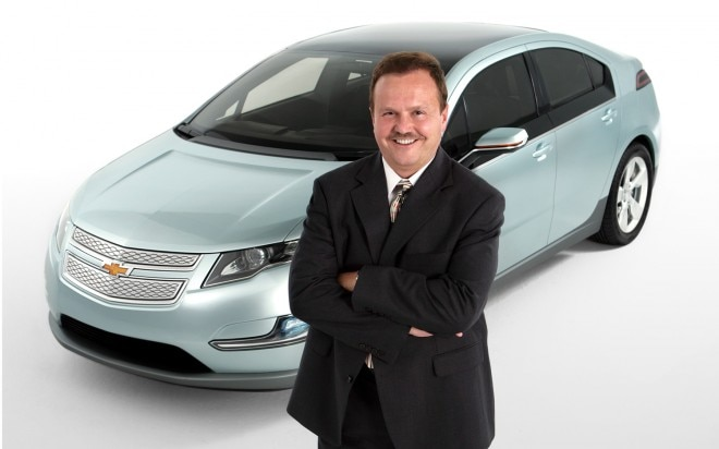 2013 Chevrolet Volt And Tony Posawatz1 660x412