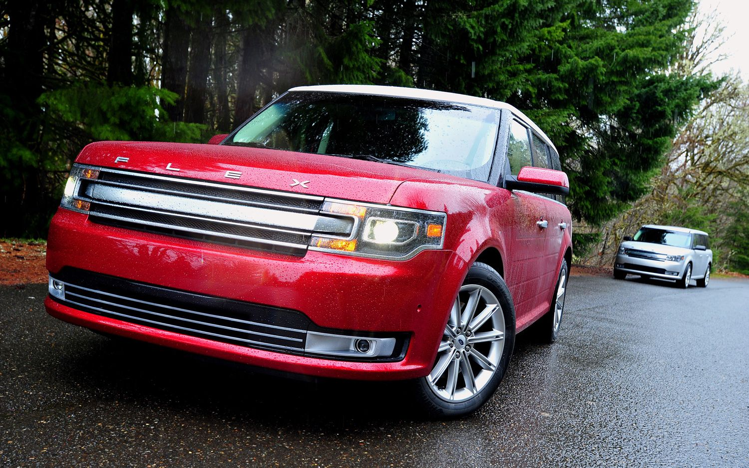 2013 Ford Flex Front End1