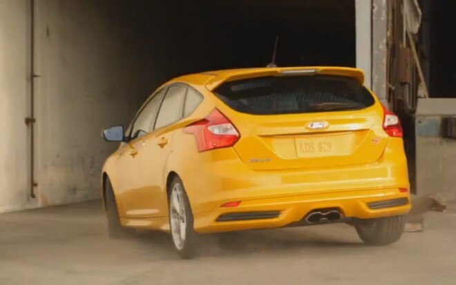 2013 Ford Focus ST Video 2 660x413