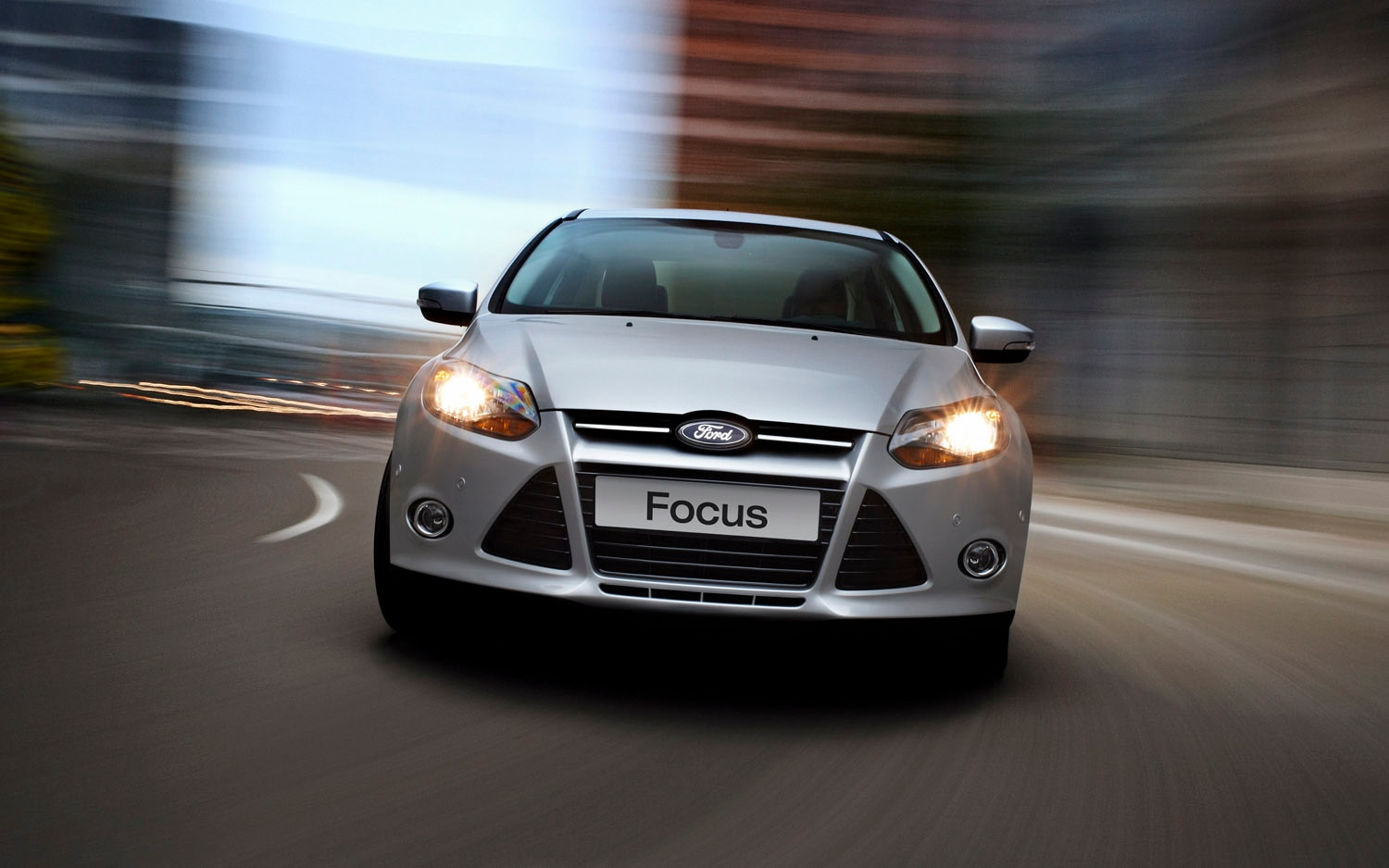 2013 Ford Focus Front View1