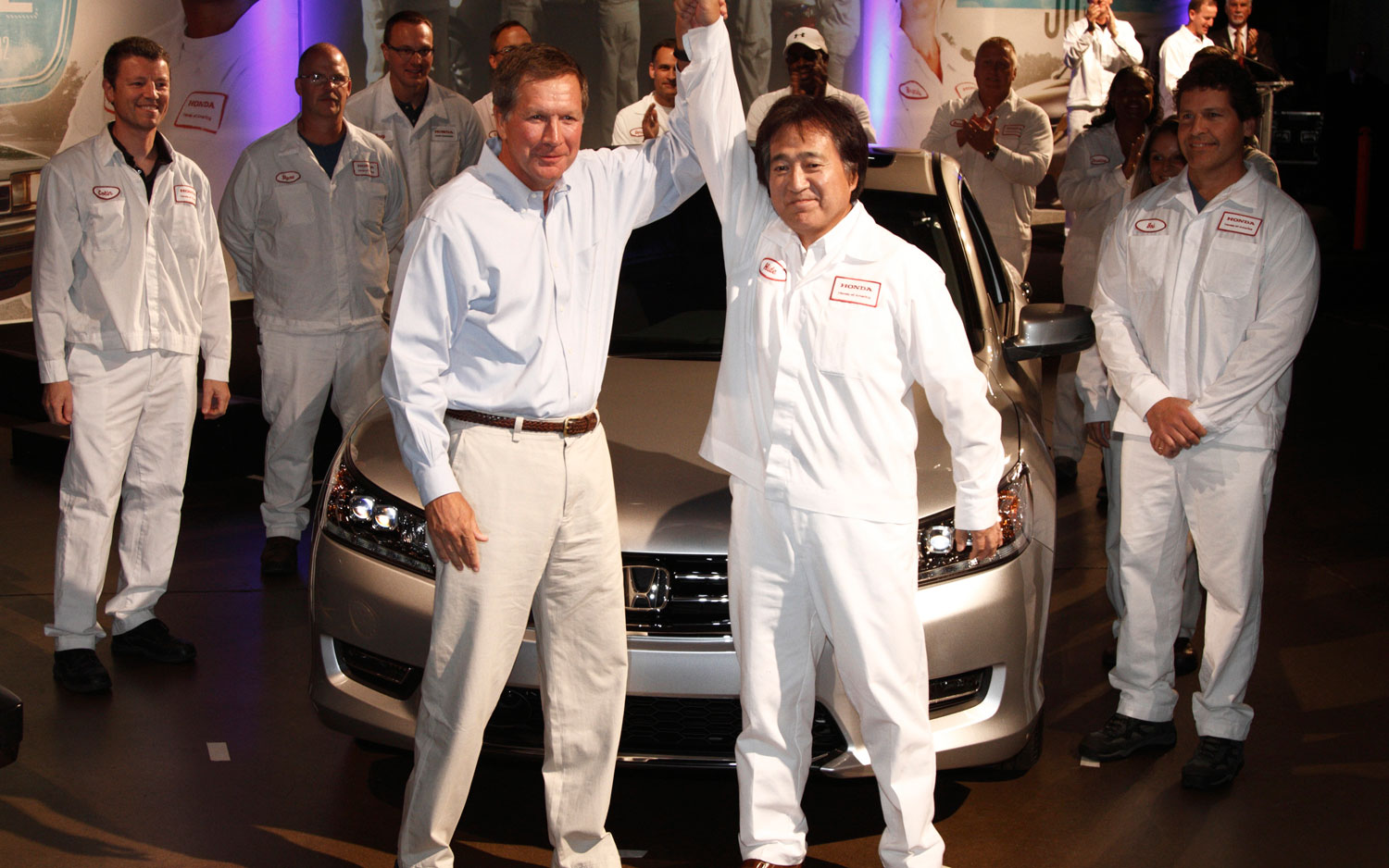 2013 Honda Accord Production With Ohio Governor1