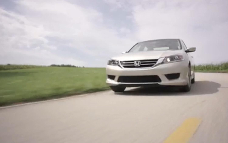 2013 Honda Accord Video Front1